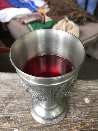 kupa vér