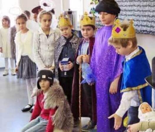 királyok az előadásban