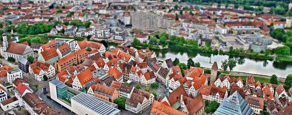 Egy városi látkép