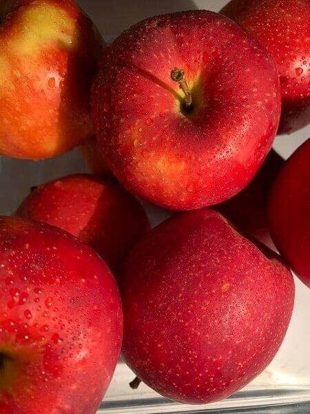piros almák