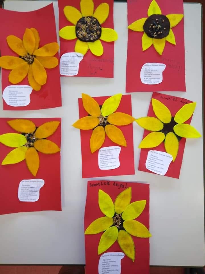 kezműves virágok