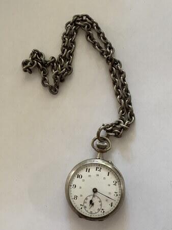 régiség, óra