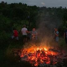 Szent Iván éji tűz
