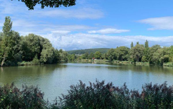 Uhingen, tó